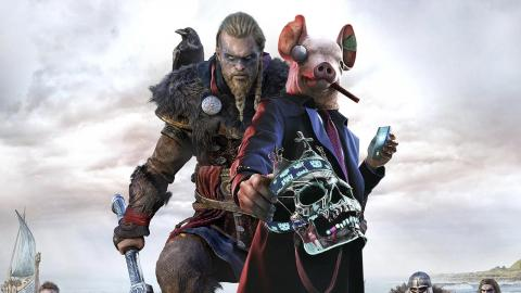 Ubisoft Forward - Watch Dogs Legion y Assassin's Creed Valhalla