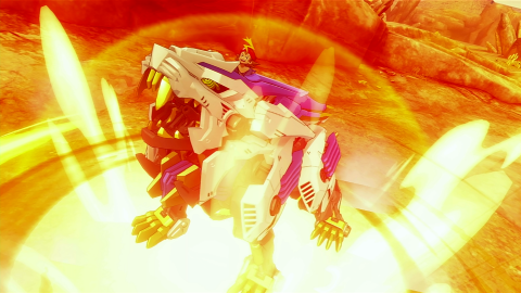 zoids blast unleashed