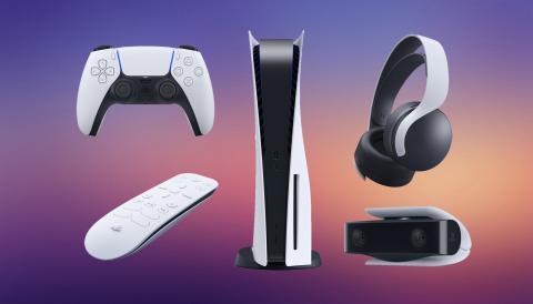 Nuevos datos accesorios PS5