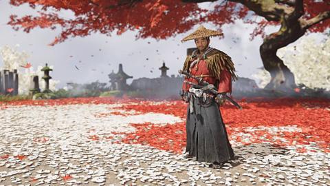 Armadura Kensei Ghost of Tsushima