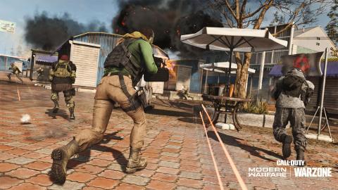 Call of Duty Modern Warfare - Call of Duty Warzone