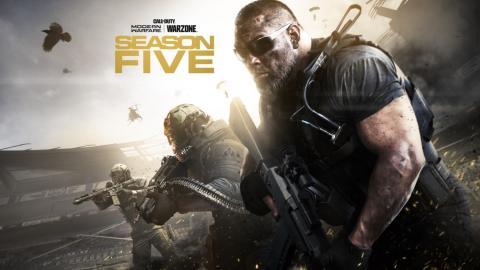 Call of Duty Warzone temporada 5