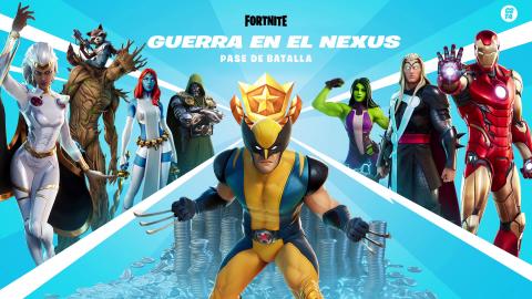 Fortnite Temporada 4 Capítulo 2 - Pase de batalla