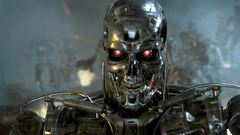 Un fotograma de la película Terminator