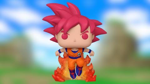 Funko Pop Goku Summer Convention 2020