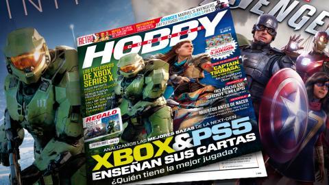 Hobby Consolas 350