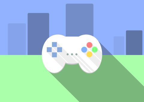 mando de videojuegos
