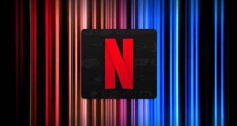 Netflix pantalla de apertura
