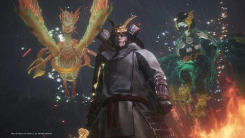 El discípulo del tengu Nioh 2
