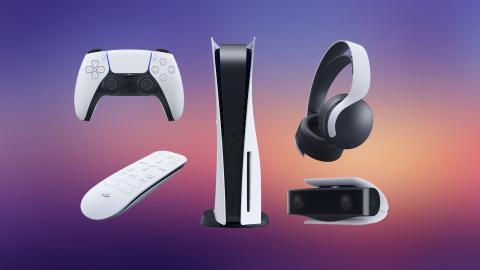 Accesorios de PS5