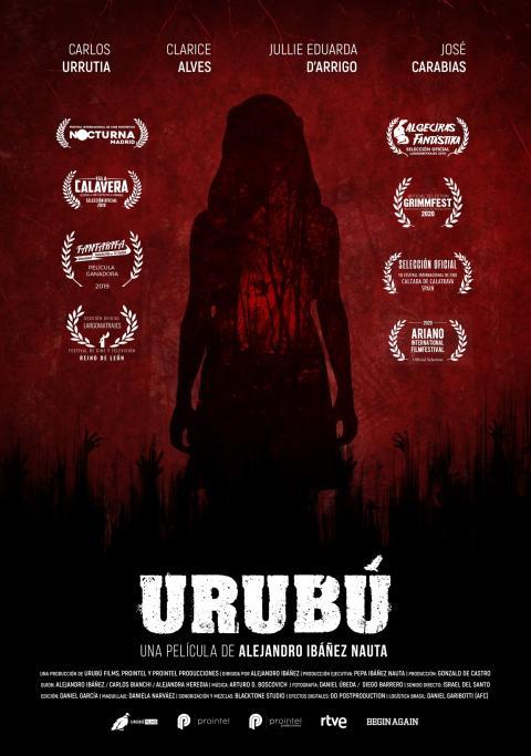 Póster e imágenes de la película Urubú