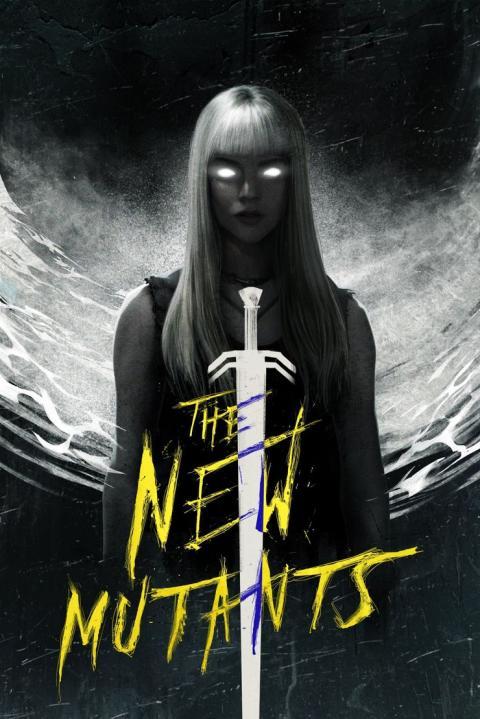Posters de Los nuevos mutantes por BossLogic