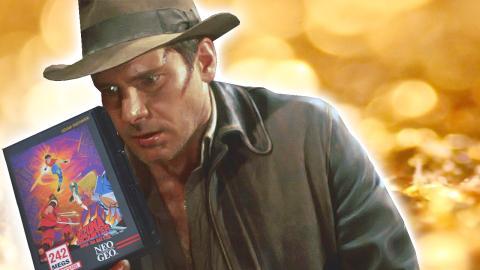 Santo Grial - Kizuna Encounter e Indiana Jones