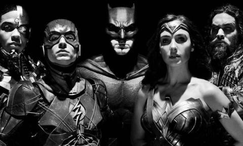 Snyder Cut Liga de la Justicia