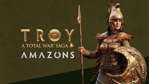 Total War Troy Amazonas