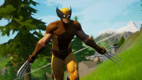 Wolverine Fortnite