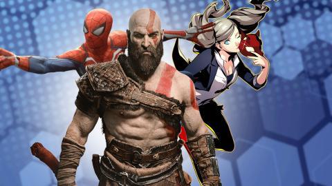 Los 10 mejores exclusivos de PS4