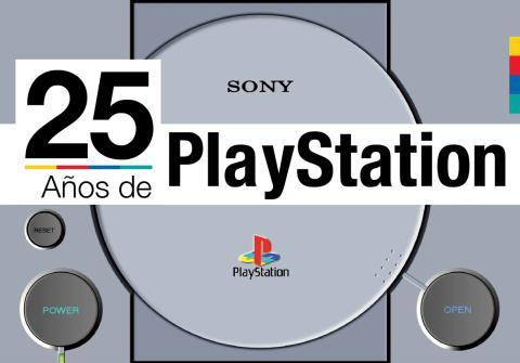 PlayStation cumple 25 años en España