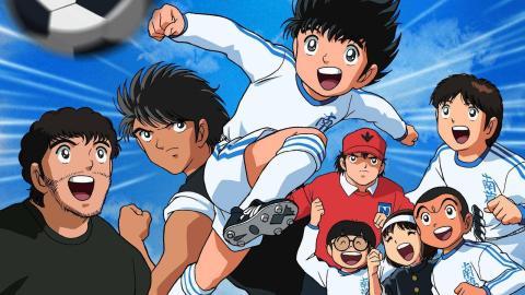 Capitán Tsubasa (Oliver y Benji)