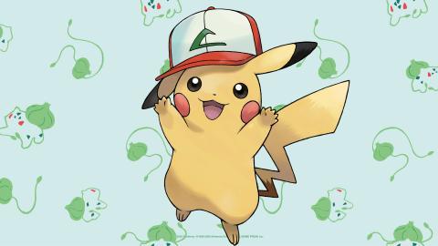Cómo conseguir Pikachu con Gorra en Pokémon Espada y Escudo Las Nieves de la Corona