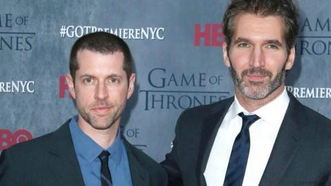 David Benioff y D.B. Weiss, creadores de la serie Juego de Tronos