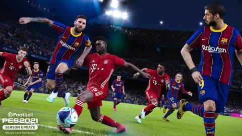 Análisis de eFootball PES 2021 Season Update, la nueva temporada