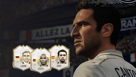 FIFA 21 Iconos