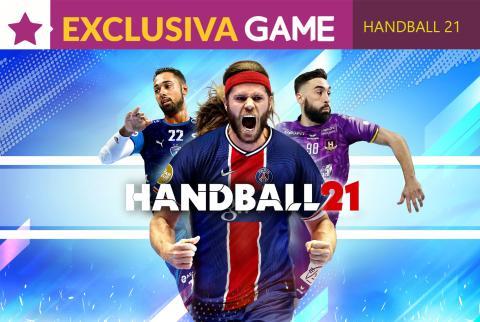 Handball 21 exclusivo GAME