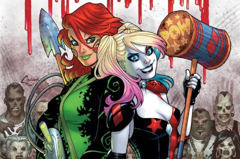 Harley Quinn y Hiedra Venenosa (DC Comics)