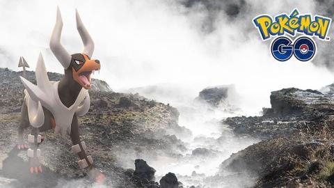Houndoom Pokémon GO