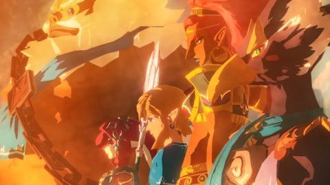 Hyrule Warriors La era de la Calamidad