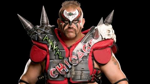 "Joe ""Road Warrior Animal"" Laurinaitis"