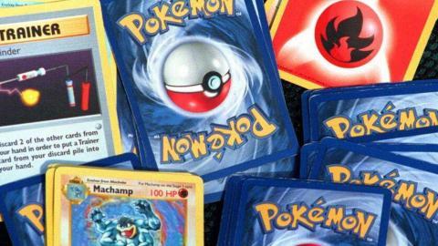 Juego de cartas de Pokémon