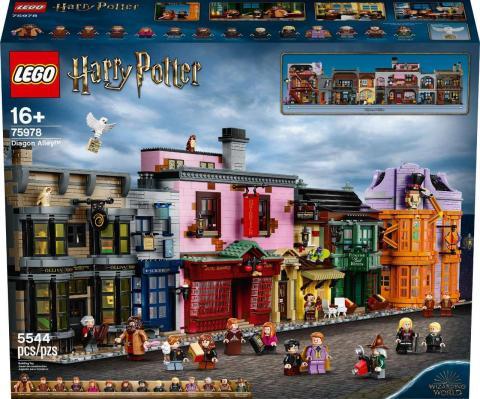 LEGO Harry Potter - Callejón Diagon