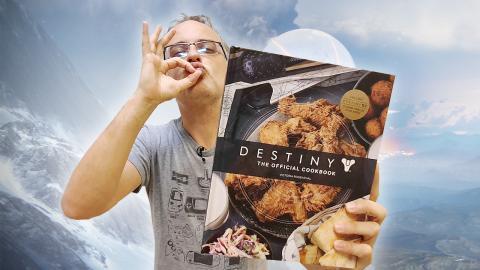 El libro de cocina de Destiny