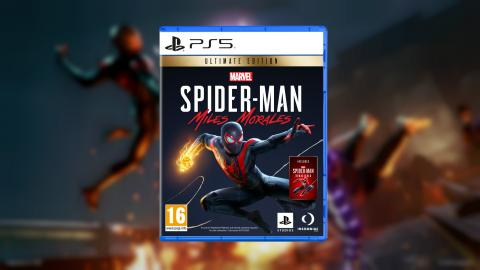Marvel's Spider-Man Miles Morales Ultimate Edition PS5