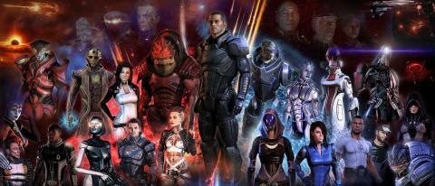 Mass Effect Remakes