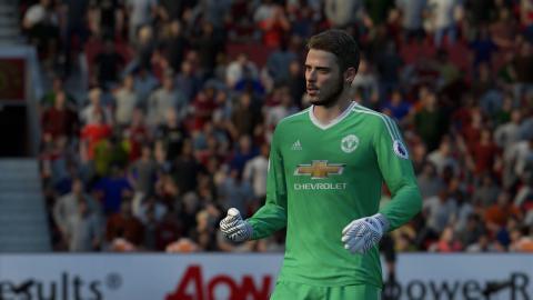 Porteros con mejor media FIFA 21