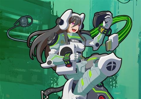 Microsoft - Mascota Xbox Japón