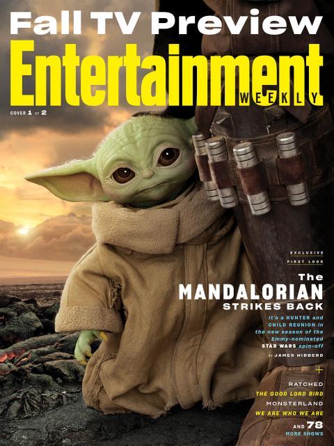 Primeras imágenes The Mandalorian temporada 2