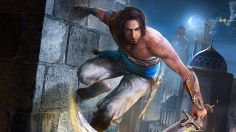 Prince of Persia Las Arenas del Tiempo Remkae