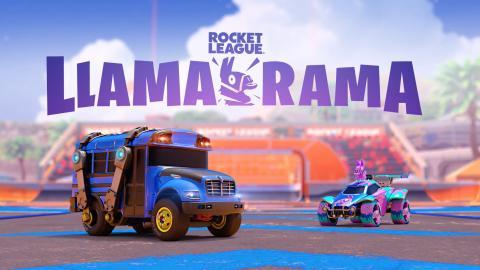 rocket league fortnite