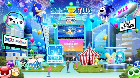 Sega y Atlus TGS 2020
