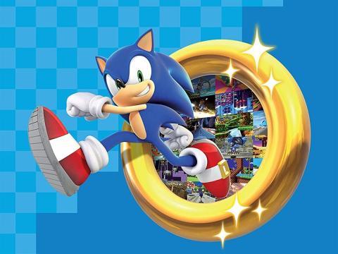Sonic Enciclopedia 30 aniversario