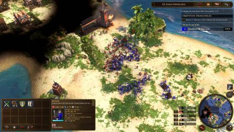 Análisis Age of Empires III Definitive Edition
