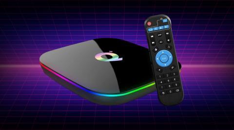 Android TV Box Q Plus