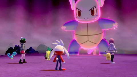 Aventuras Dinamax Pokémon Espada y Escudo