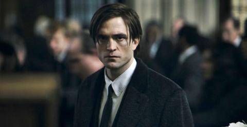 The Batman - Robert Pattinson