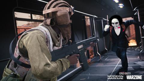 Call of Duty Modern Warfare - Warzone Halloween