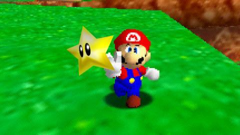 Qué es un collectathon - Super Mario 64